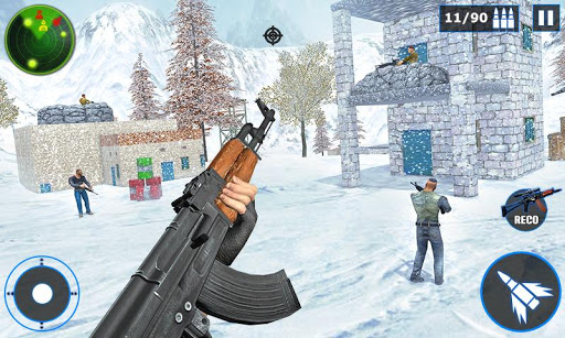 Combat Shooter: Critical Gun Shooting Strike 2020 filehippodl screenshot 5