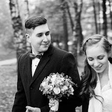 Wedding photographer Lyudmila Markina (markina). Photo of 31.10.2016