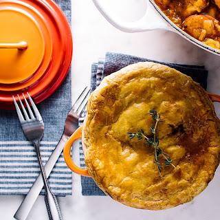 Cassoulet Pot Pie