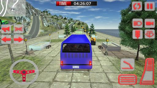 Mountain Bus Simulator 3D  screenshots 3