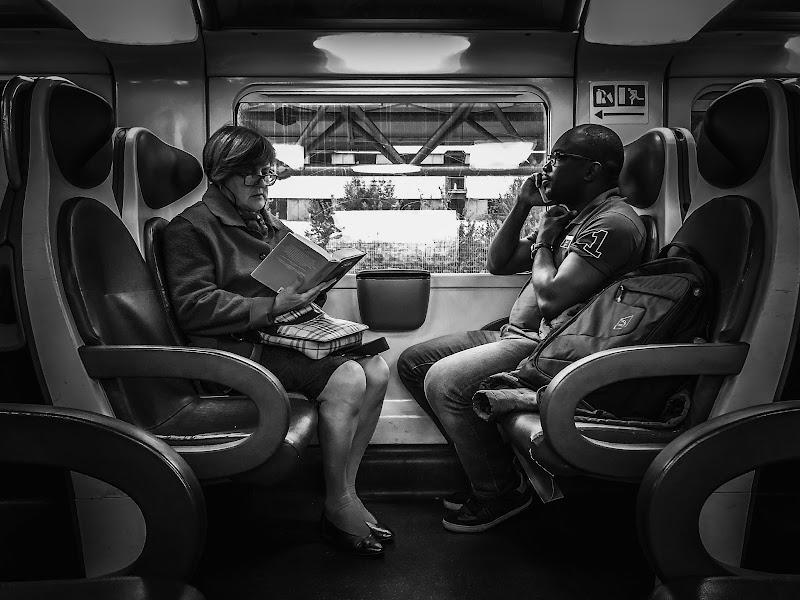 Black and White di Alan_Gallo