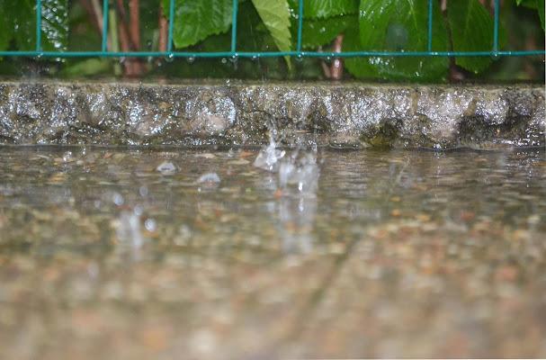 un giorno di pioggia di aeglos