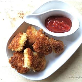 Homemade Chicken Nuggets.