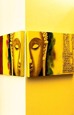 Two faces in the corner di MarcoM80