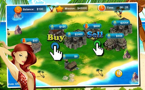Virtual City Trading Tycoon screenshot