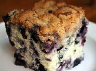 Nanette's Blueberry Buckle