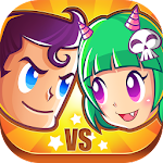 Justice vs Evil(2-Player Duel) Icon