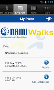 NAMIWalks - screenshot thumbnail