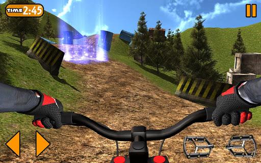 Code Triche vtt descente: bmx coureur APK MOD screenshots 5