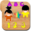 ABC Kids Learning icon