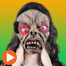 Zombie Booth Video Maker v 1.1 app icon