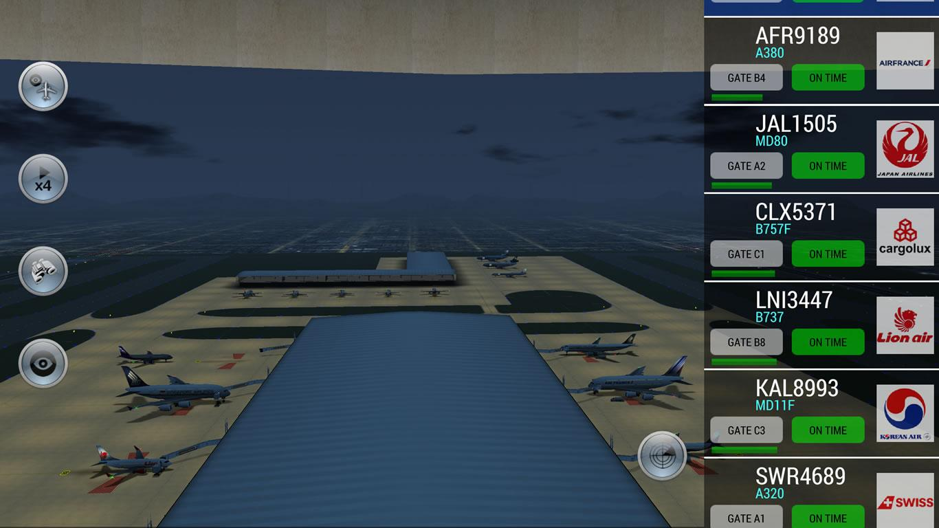 Unmatched Air Traffic Control- screenshot