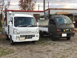 ハイゼットトラック  s110pのカスタム事例画像 北海道のミカン会長さんの2021年10月18日17:35の投稿