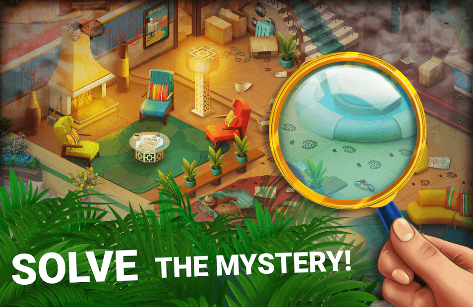 Hidden Hotel: Miami Mystery Android App Screenshot
