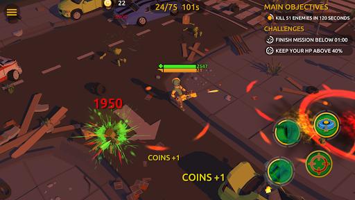 Zombie Blast Crew 2.1.1 screenshots 23