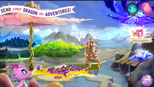 Baby Dragons: Ever After High™  screenshots 6