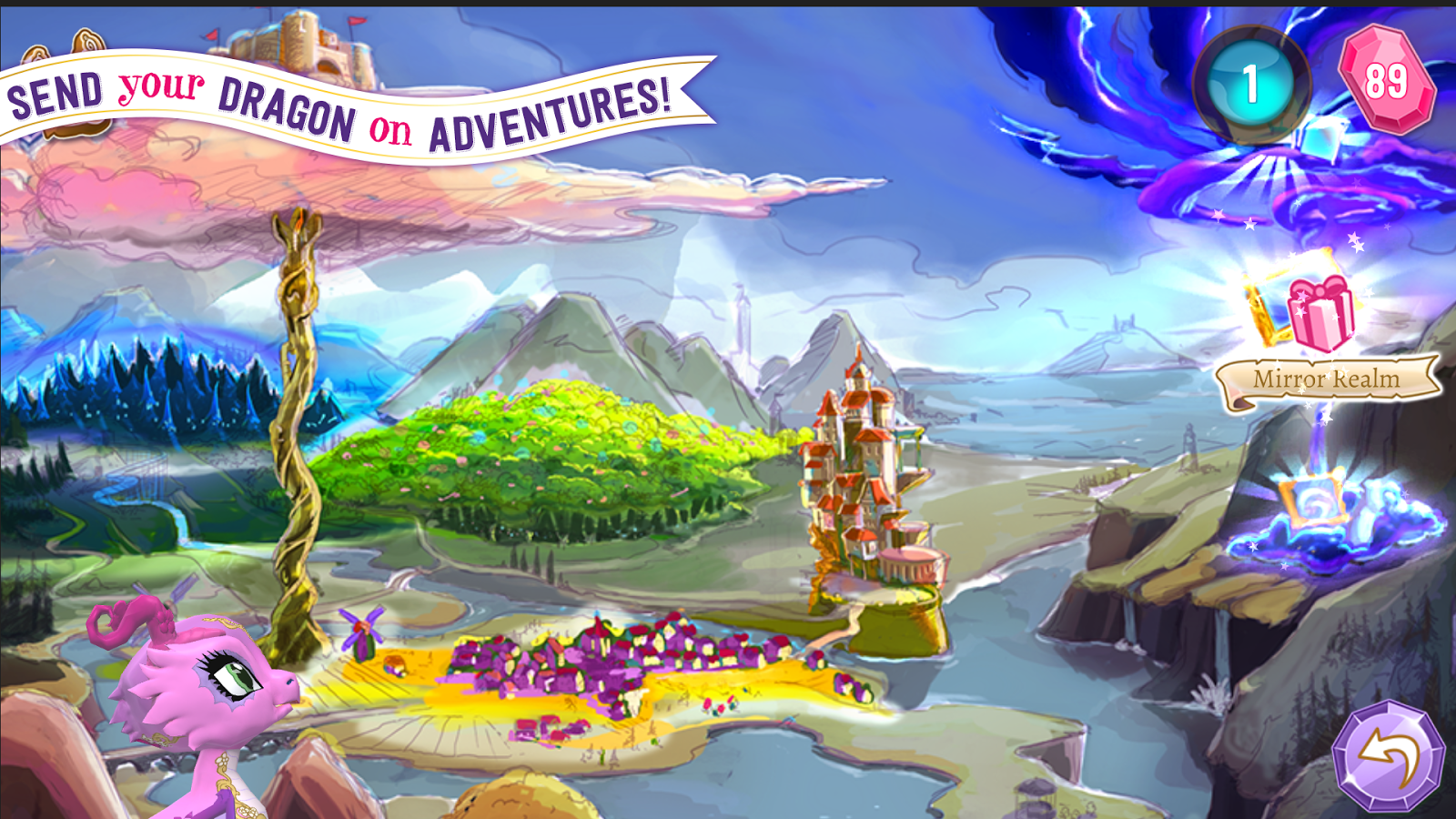 ever after high baby dragons android apps on google play