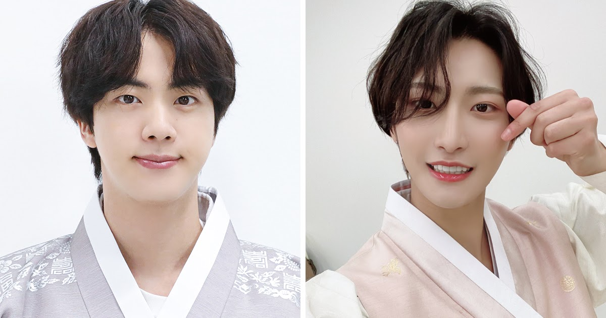10 Boy Groups Who Looked Dazzling In Hanbok This Chuseok