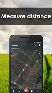 GPS Measurer-Area, Perimeter, Distance calculator - náhled