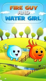 Fire Guy And Water Girl screenshot