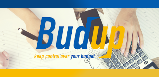 Bud'UP, managing your budget has never been so easy!