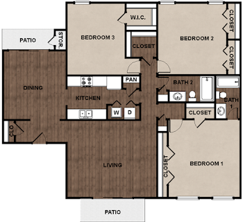 Go to Plan I Floorplan page.
