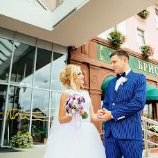 Wedding photographer Darya Obukhova (Daryaesc). Photo of 01.10.2017