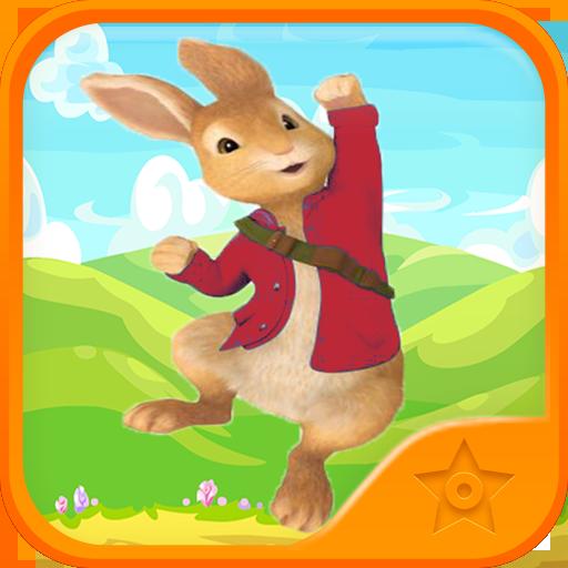 Peter adventure rabbit