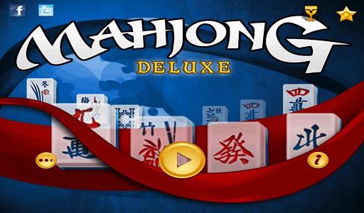Mahjong Deluxe Free apkpoly screenshots 1
