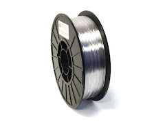 Translucent Clear PRO Series PETG Filament - 3.00mm (1lb)