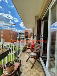 Appartement 4 pièces 77,13 m2