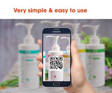 Barcode Scanner - Scanner App Free - náhled