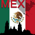 Mexico Map icon