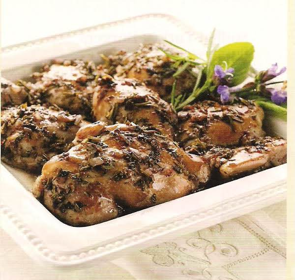 Rosemary Thighs Recipe