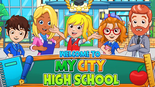 My City : High School - screenshot