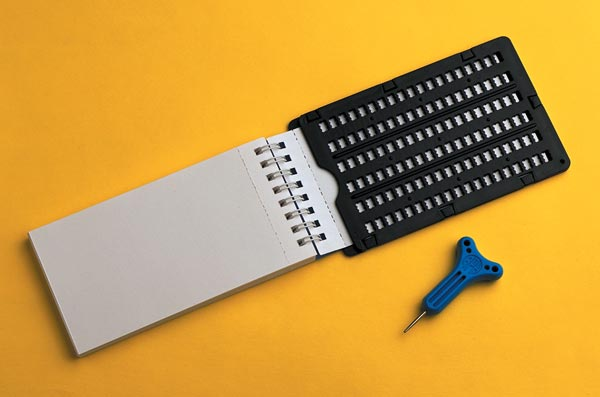 Image showing a slate and stylus
