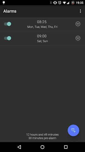 Simple Alarm Clock Free No Ads 3.05.05 screenshots 1