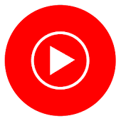 YouTube Music - Stream Songs & Music Videos Icon