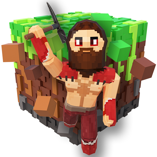 PrimalCraft: Cubes Craft & Survive Game Icon