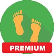 iWalkToo Premium: Walk Tracker & Pedometer