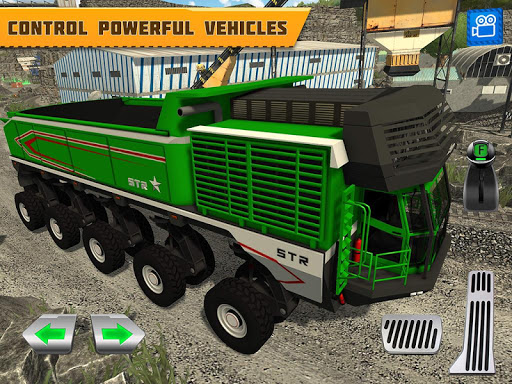 Quarry Driver 3: Giant Trucks 1.2 Screenshots 15