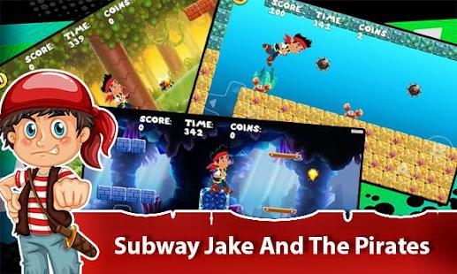 Subway Jake And The Pirates - náhled