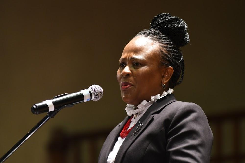 Busisiwe Mkhwebane loses court bid to appeal interdict judgment - Business Day