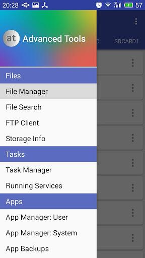 Advanced Tools 1.99.1 screenshots 1