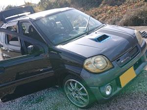 Keiワークス HN22S 後期型 2WD (平成19年式)  参号機のカスタム事例画像 りょたっち@Tiny Racingさんの2019年12月08日13:23の投稿