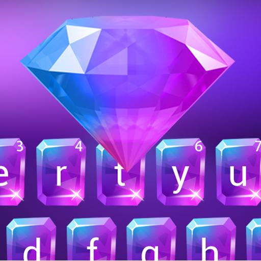 Crystal Feeling Keyboard Theme