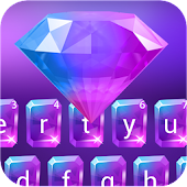 Crystal Feeling Keyboard Theme