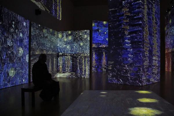 Van Gogh - dentro l'opera di Yoyo