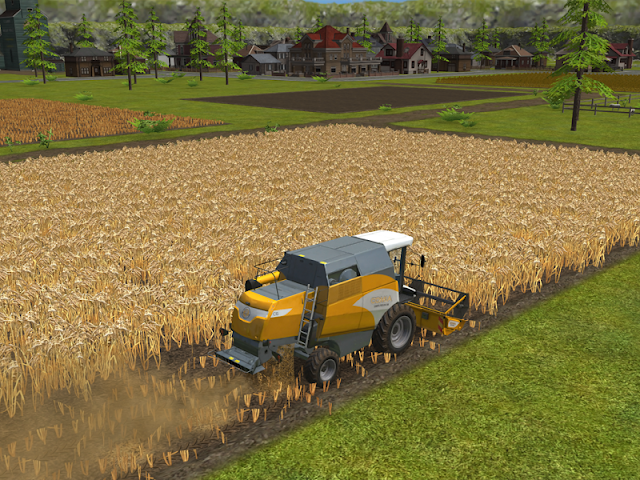 android Farming Simulator 16 Screenshot 1