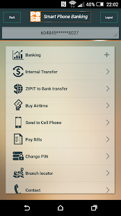 POSB Mobile Banking- screenshot thumbnail